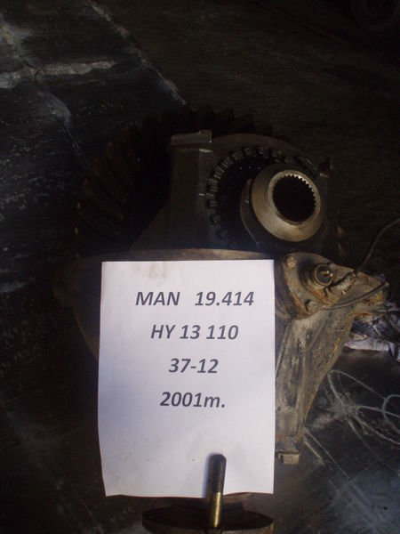 HY 13.110 differential for MAN 19.414 tractor unit