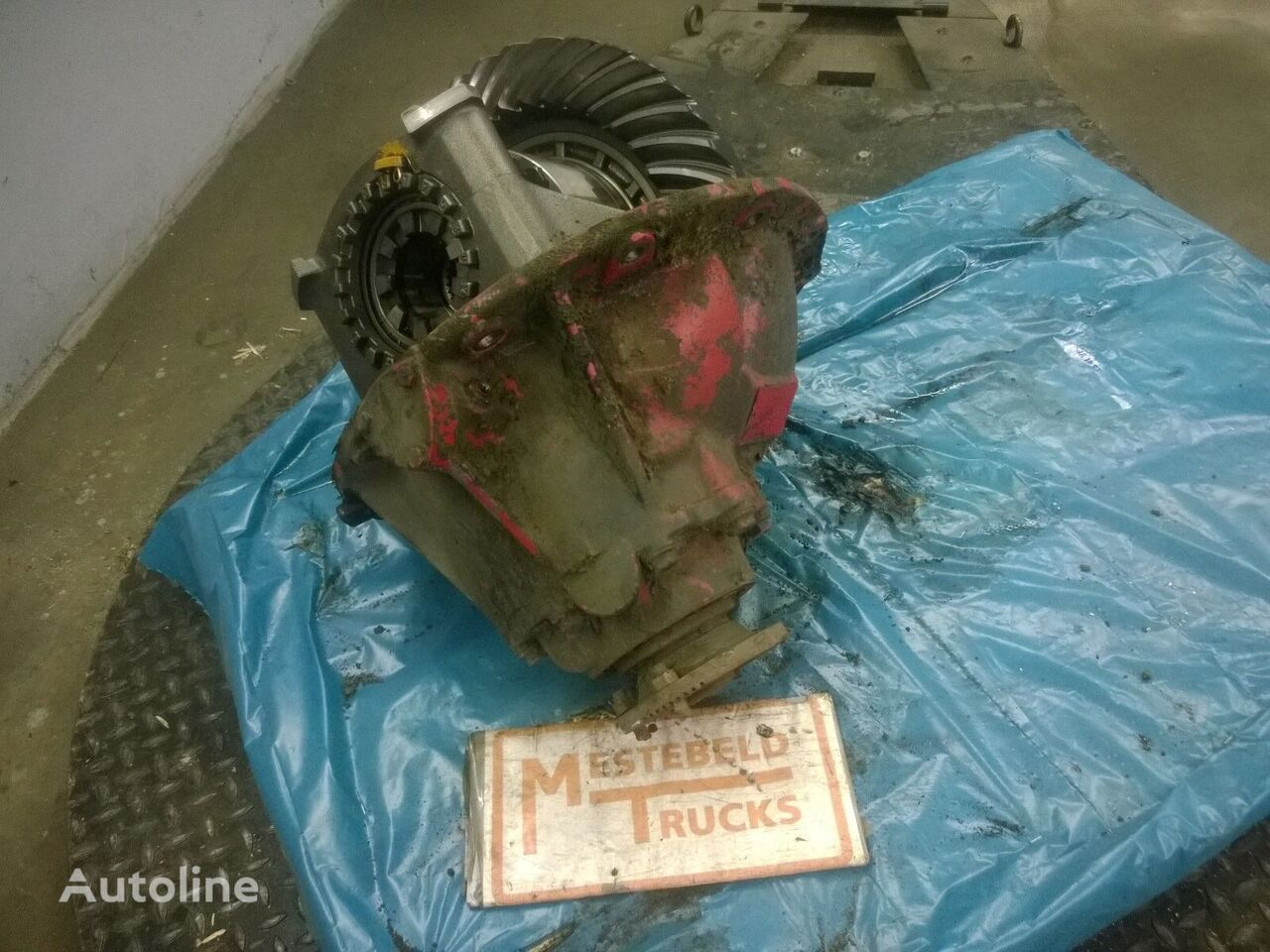 Differentieel HY-1175 00 differential for MAN Differentieel HY-1175 00 truck