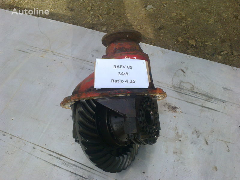 RAEV 85 differential for VOLVO truck