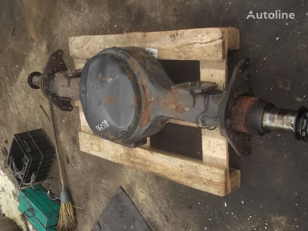 Korpus zadnego mosta Iveco drive axle for truck