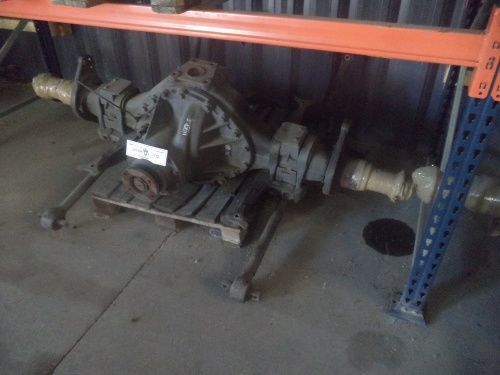 drive axle for DAF XF 105 tractor unit