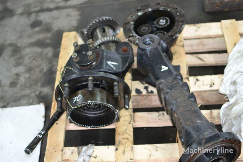 Dana Spicer drive axle for KRAMER material handling equipment