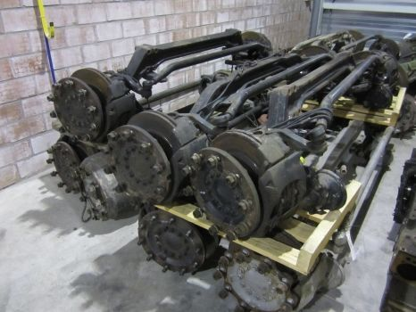 MAN drive axle for MAN tractor unit