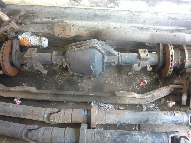 Man 8.163  8.153 8.113 Le 8.180 drive axle for MAN 8.163 8.180 truck
