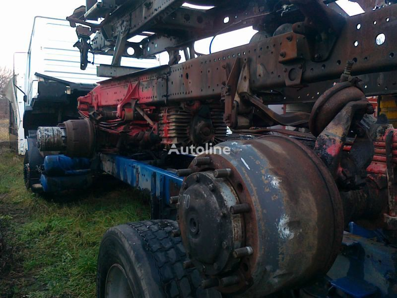 drive axle for MERCEDES-BENZ KOMPLET mostow Mercedes Actros 12000 zl netto truck