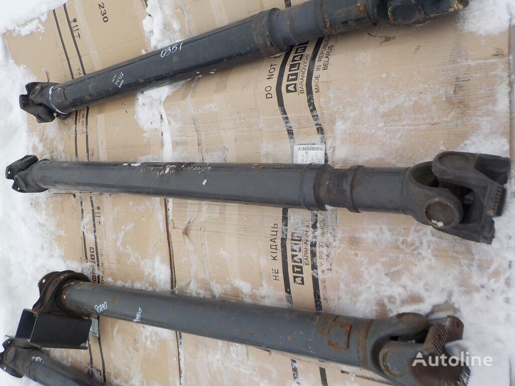 L=1920mm Renault (Ucenka) drive shaft for truck