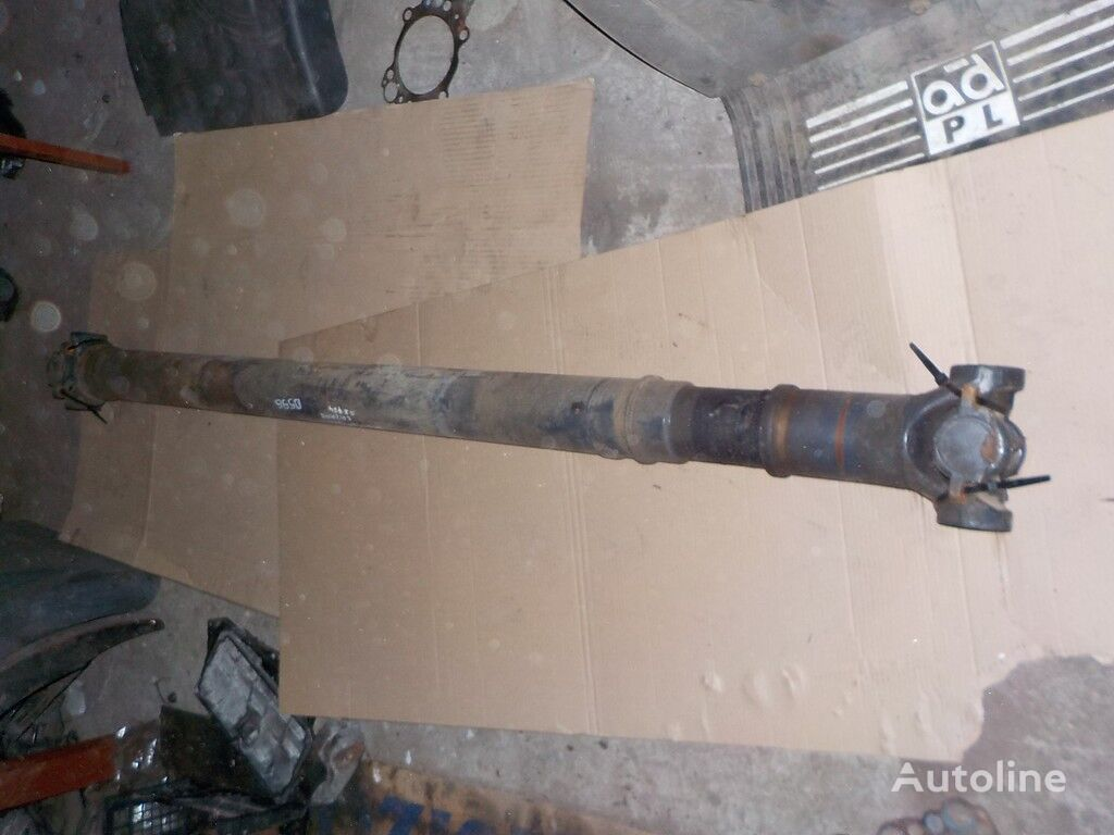 L=1390mm D=57 Scania drive shaft for truck
