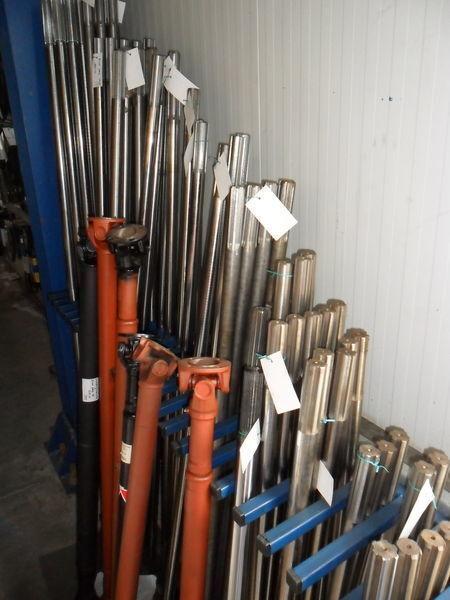 drive shaft for MASSEY FERGUSON 3080-3125-3650-3655-3690 tractor