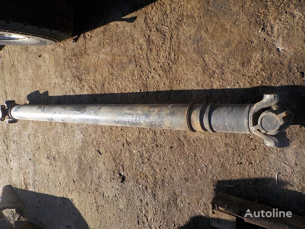 L=1500mm D=57mm drive shaft for SCANIA truck