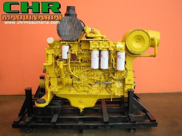 engine for excavator