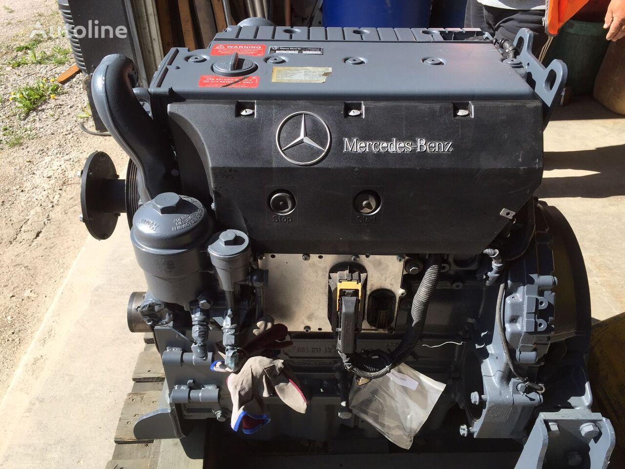 Mercedes Benz OM904 LA refurbished engine for truck