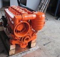 Deutz BF6L912 engine for excavator