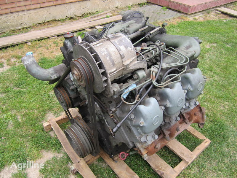 Mercedes Benz OM-421 Mersedes-Benz engine for other farm equipment
