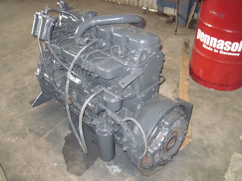 Andoria SW 400 engine for truck