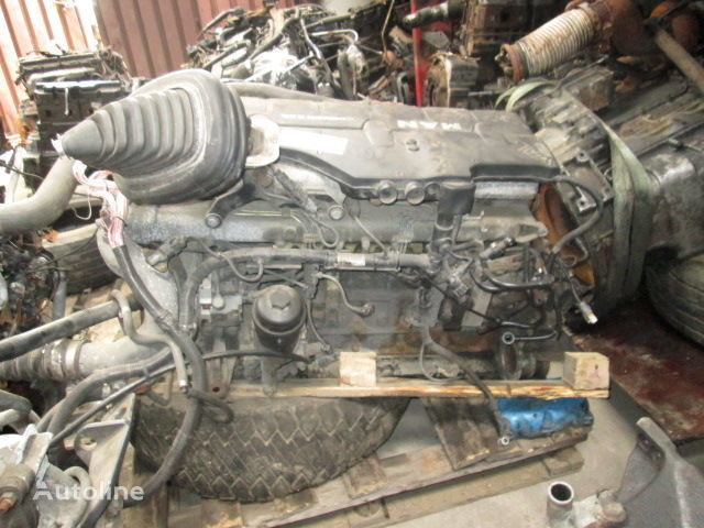 MAN D0836 engine for truck