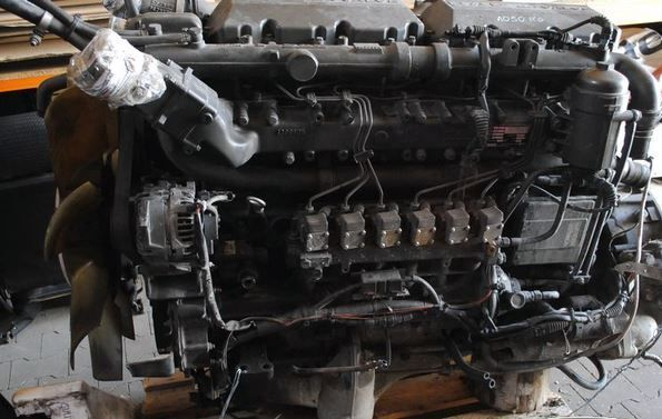 DAF XE315C engine for truck