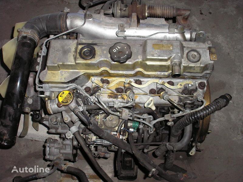 Mitsubishi 4M40 engine for truck