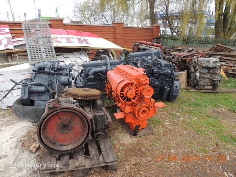 Deutz Andoria Perkins CAT engine for excavator