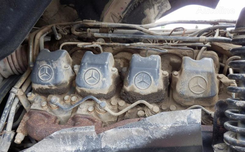 Mercedes Benz V8 SK 350PS 380PS OM 442 2xTURBO engine for truck