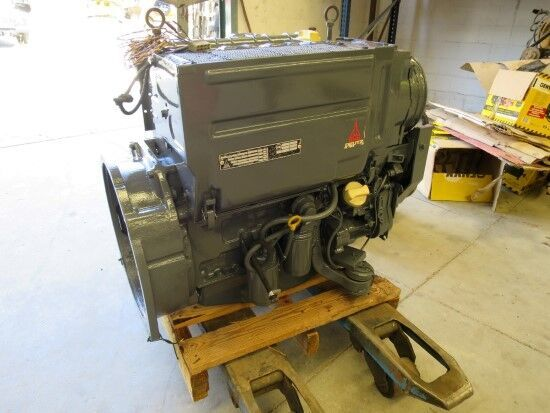 Deutz BF4L1011 engine for other construction equipment