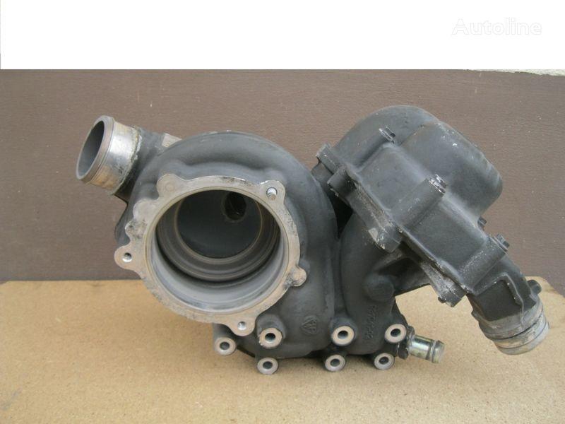 WODY - OBUDOWA engine cooling pump for DAF XF 105 tractor unit