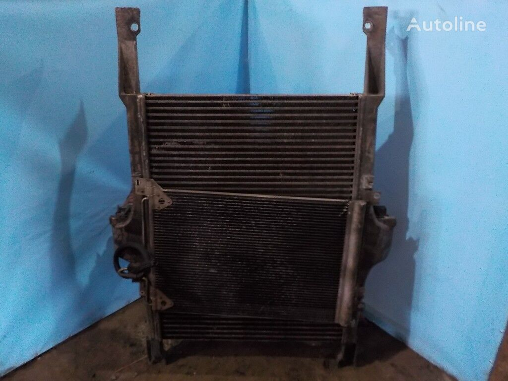 Interkuler Iveco engine cooling radiator for truck