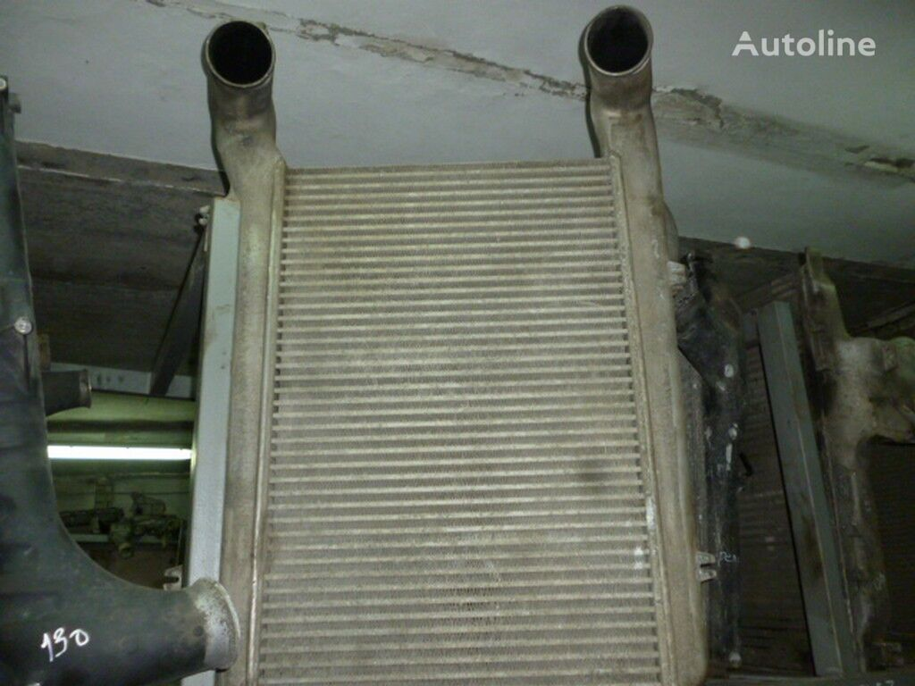 Interkuler Scania engine cooling radiator for truck