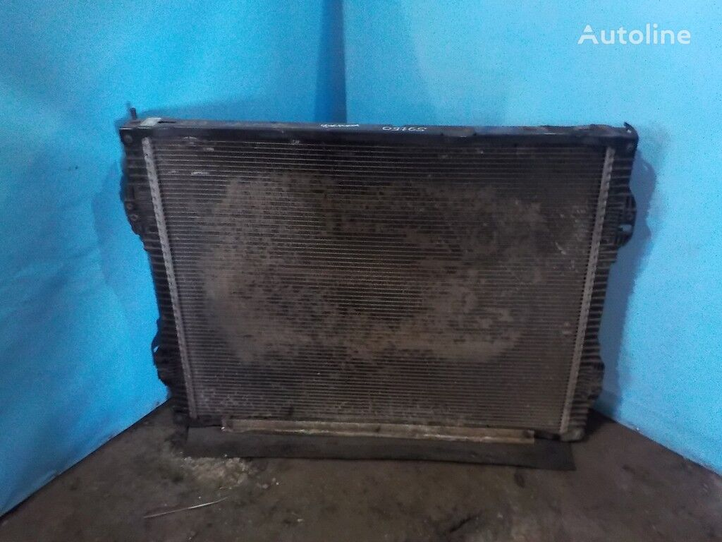 Scania(Ucenka) engine cooling radiator for truck