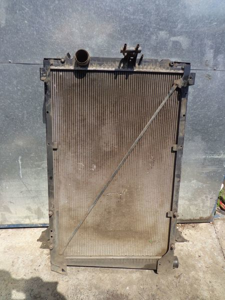 engine cooling radiator for DAF CF tractor unit