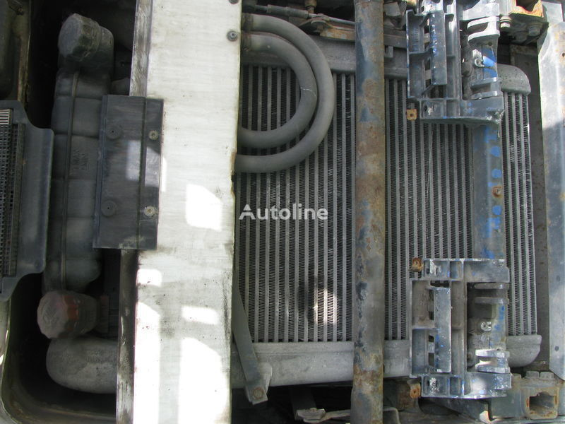 engine cooling radiator for DAF  XF,CF tractor unit