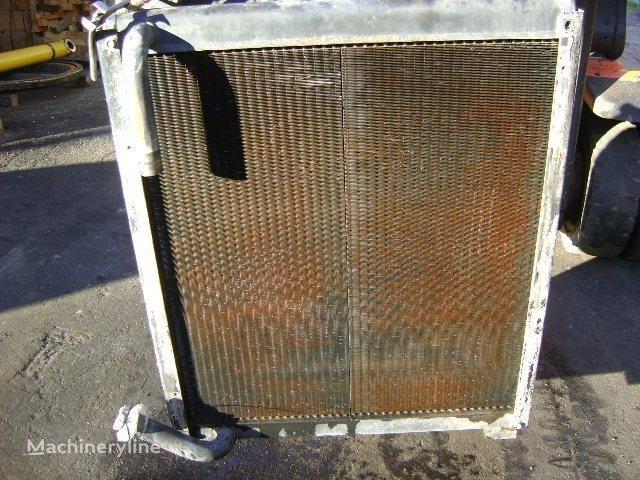 engine cooling radiator for FIAT Hitachi  excavator