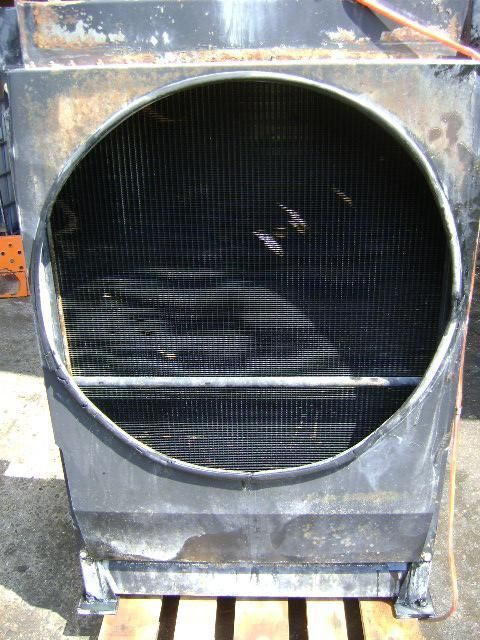 engine cooling radiator for FIAT Hitachi W 190 Evolution excavator