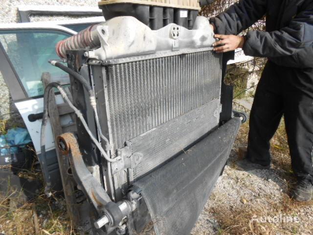 BEHRU engine cooling radiator for MAN TGA-TGX 480 tractor unit