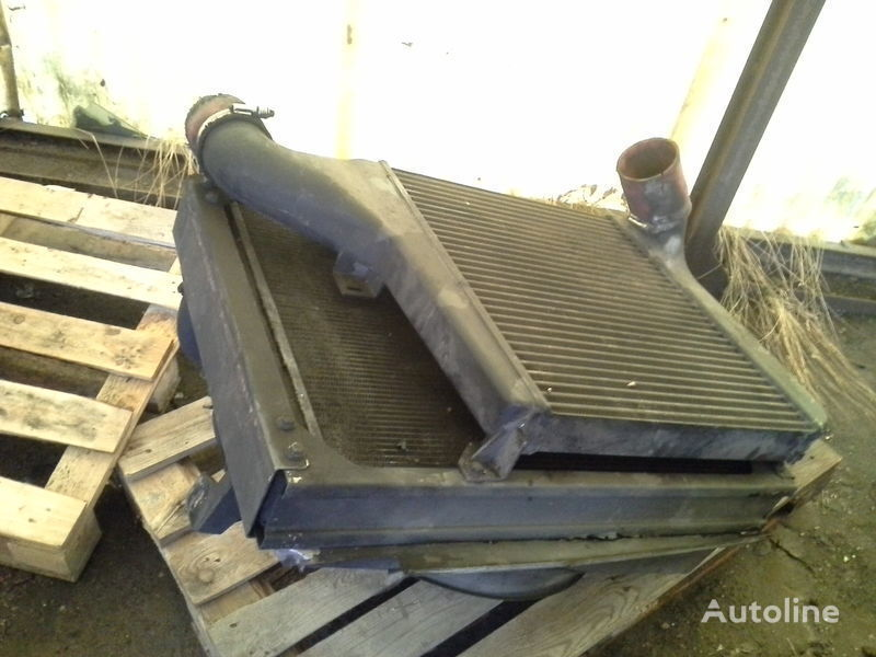 engine cooling radiator for SETRA bus