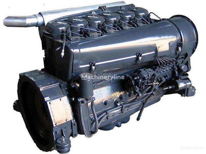 Deutz f4l912 engine for ATLAS excavator