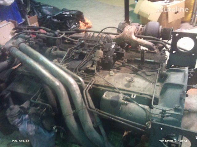 Volvo THD103KB 876S engine for B10M bus