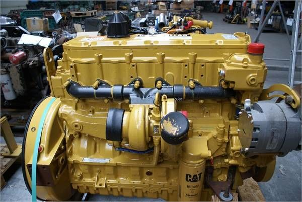 engine for CATERPILLAR 3126 excavator