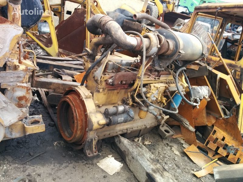 Caterpillar 3306 engines for caterpillar 966f generator for Generator motor for sale