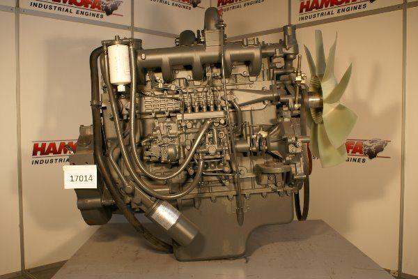 new engine for DAEWOO DE12T bus