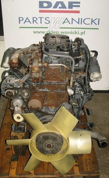 DAF KOMPLETNY EURO 3 engine for DAF LF 45 tractor unit
