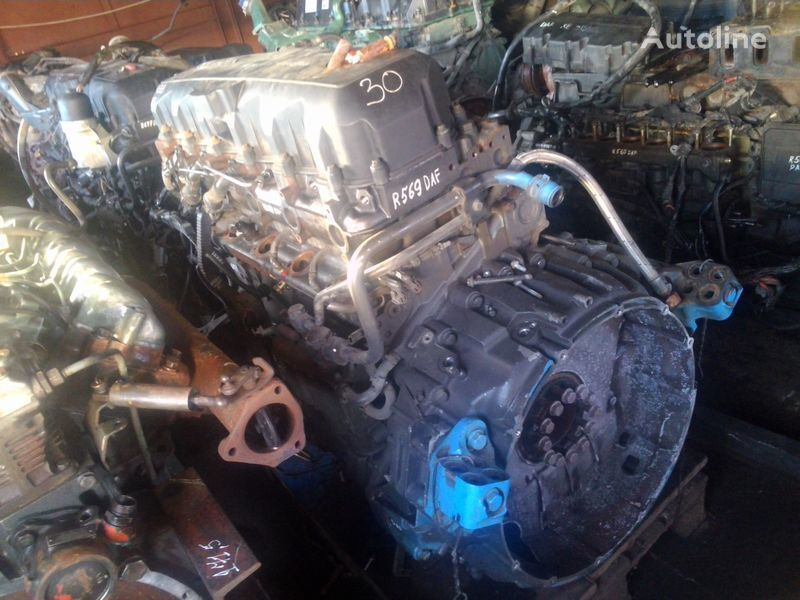 DAF MX340S2 engine for DAF XF105 tractor unit