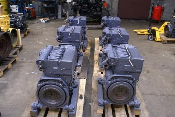 engine for DEUTZ BF4L1011FT other construction equipment