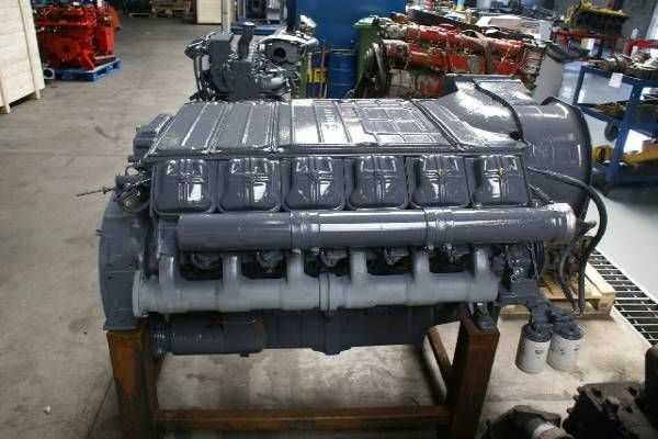 engine for DEUTZ F12L413F other farm equipment