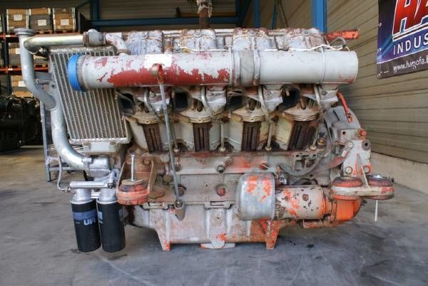 engine for DEUTZ F8L413F other construction equipment