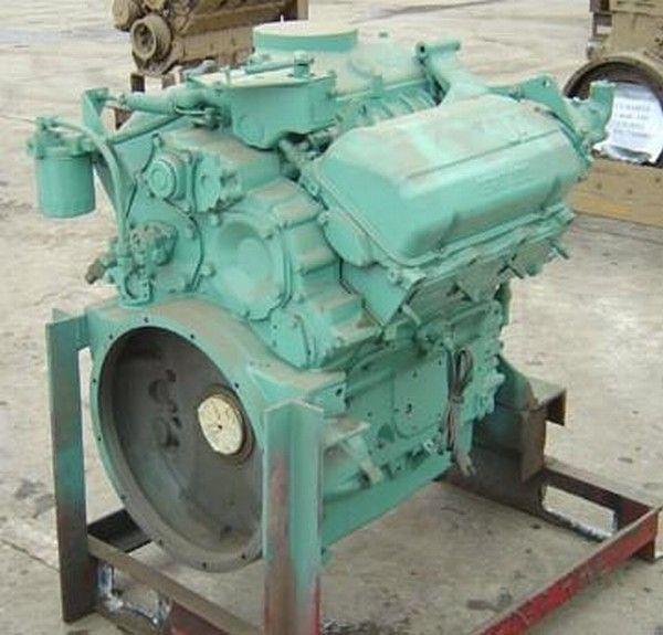 engine for Detroit 6V53 other construction equipment