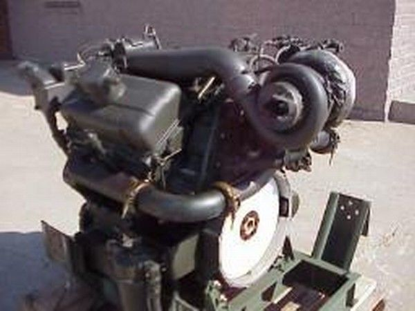 engine for Detroit 6V53T excavator