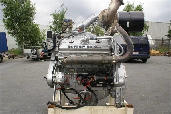 engine for Detroit 8V92TA other construction equipment
