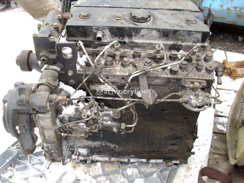 Perkins engine for FUCHS excavator