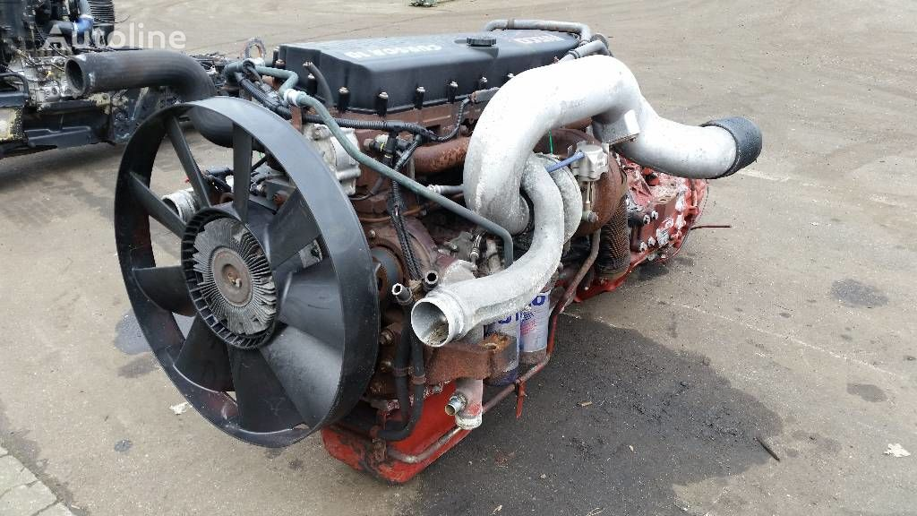 engine for IVECO CURSOR F3AE0681D truck