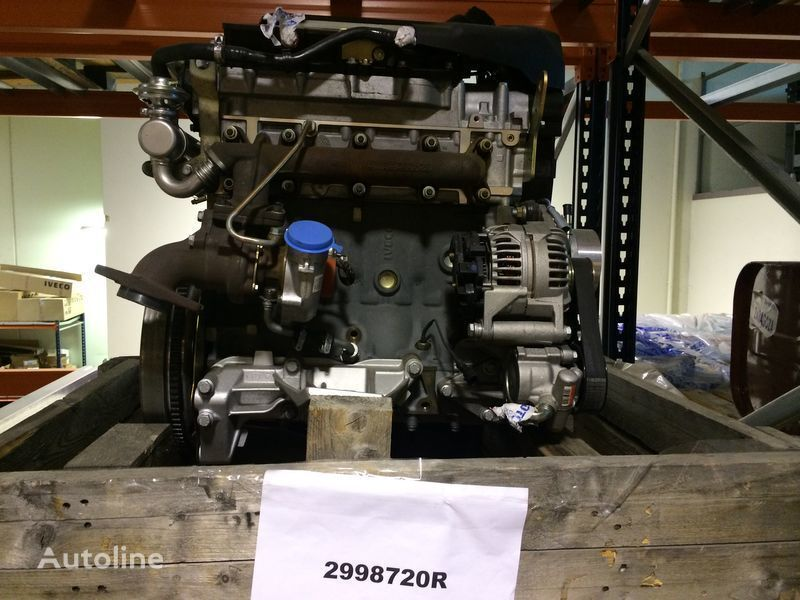 Iveco F1AE0481 E4 engine for IVECO DAILY van